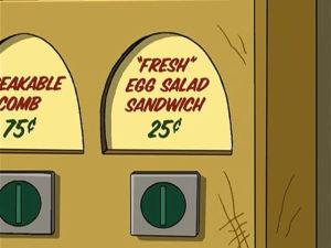 Truckstop Sandwich
